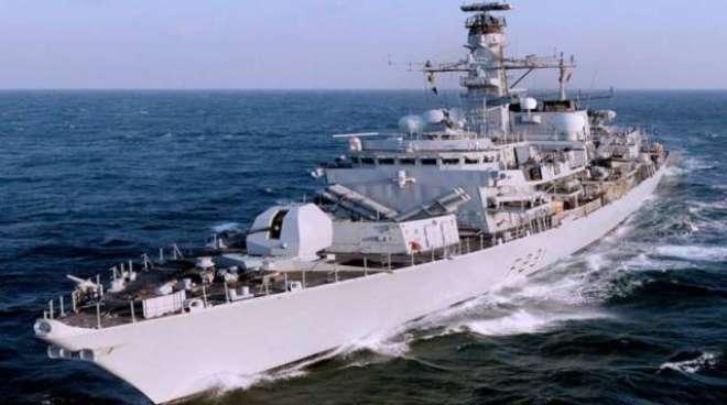 پاک بحریہ کا جہاز پی این ایس سیف خیر سگالی دورے پر جدہ پہنچ گیا