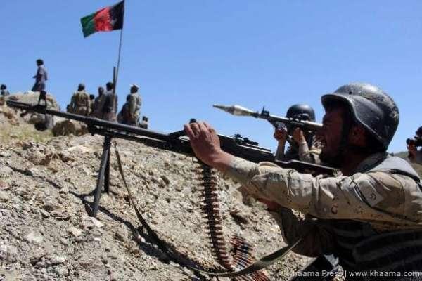 افغان فورسز نے غلطی سے دومقامی پولیس کمانڈرسمیت نو شہری مار دئیے