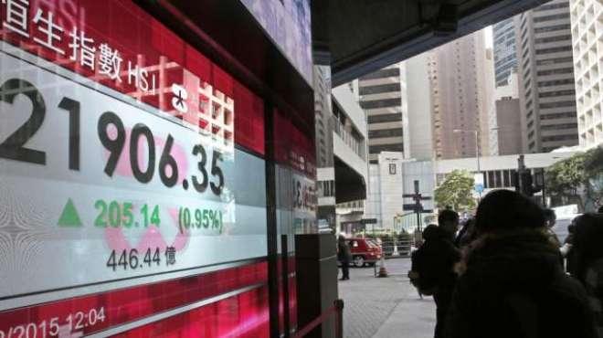 پہلی سہ ماہی کے دوران ہانگ کانگ کی 4.7 فیصد اقتصادی شرح نمو