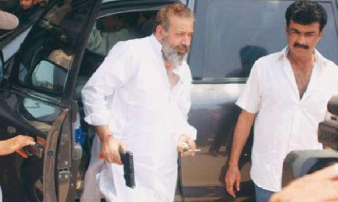 انسداد دہشتگردی کی عدالت نے ایس پی چوہدری اسلم قتل کیس کی سماعت کے دور ..