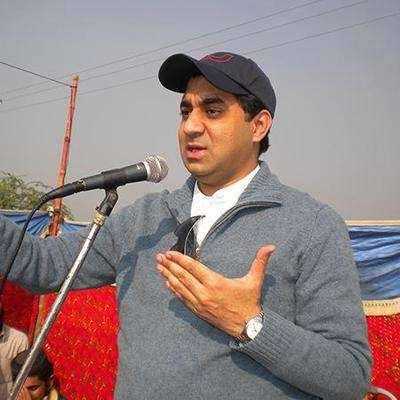 فیصل آباد،حالات کیسے بھی ہوں ن لیگ کا ساتھ نہیں چھوڑیں گے، عاصم نذیر