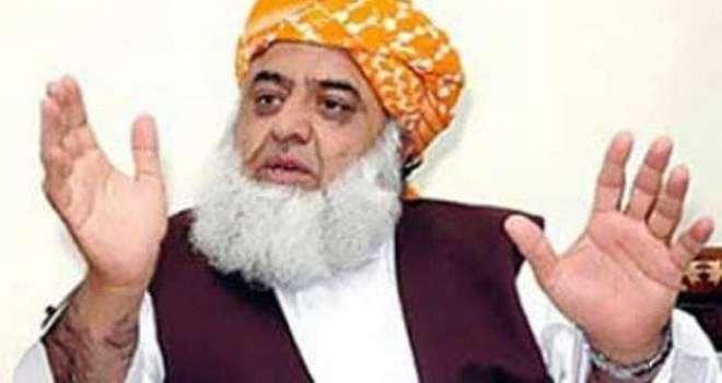 مولانا فضل الرحمان اپوزیشن کو اکٹھا کرنے کے لیے سرگرم