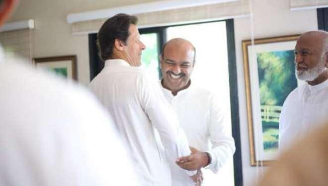 وہ کون تھا جس نے تحریک انصاف میں شمولیت کیلئے قائل کیا، ندیم افضل چن ..
