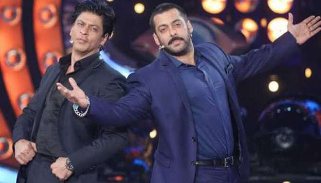 کنگ خان کی فلم میں دبنگ خان کی انٹری