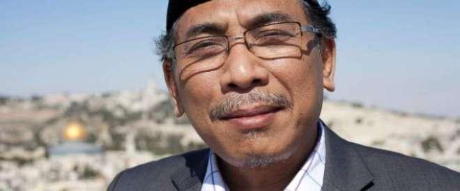 حماس کی انڈونیشیا کے مذہبی رہنماء کے دورہ اسرائیل کی شدید مذمت