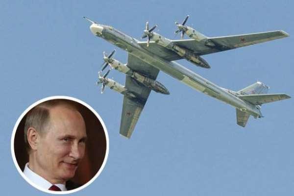 امریکا سے کشیدگی، روس نے دو اسٹریٹجک بامبرز طیارے ریاست الاسکا کے قریب ..