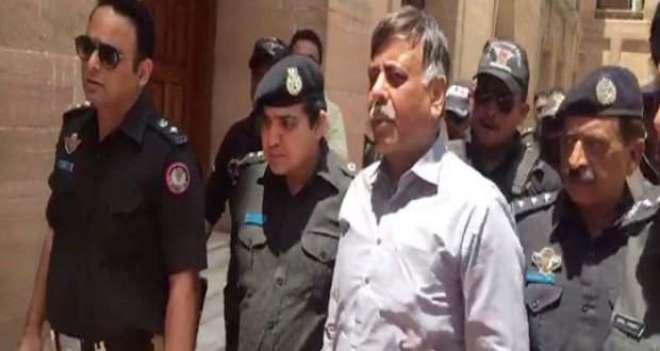 نقیب اللہ قتل کیس؛ راؤ انوارکو جیل میں سہولیات دینے کی درخواست منظور