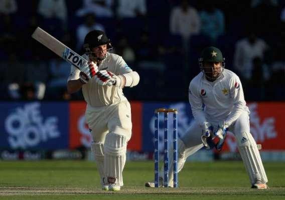 ناقص بلے بازی کی بدولت پاکستان کوٹیسٹ سیریز میں شکست
