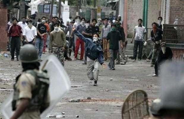 مقبوضہ کشمیر ،ْ بھارتی فوجیوں کے ہاتھوں شہید کشمیریوں کی نماز جنازہ ..