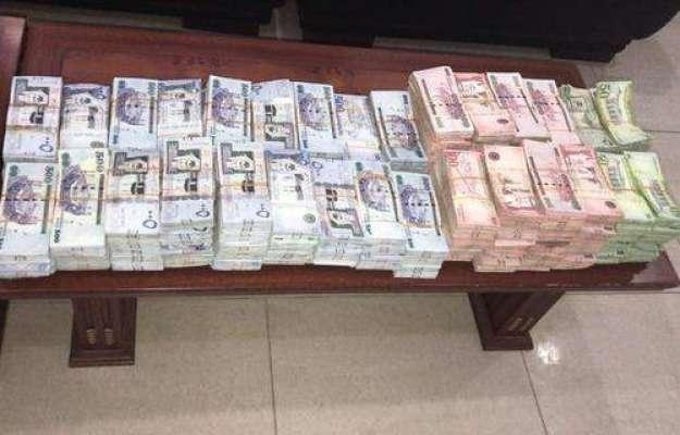 ریاض، متعدد وارداتوں میں 26ملین ریال چوری کرنے والا گروہ گرفتار