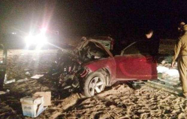 معروف کامیڈین جاوید کوڈو ٹریفک حادثے میں شدید زخمی