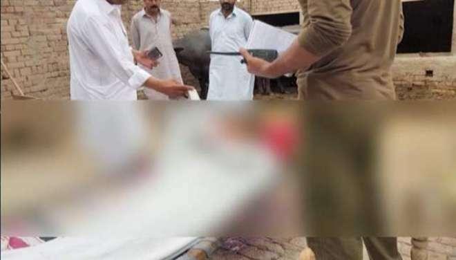 سرگودھا: نامعلوم افراد کی فائرنگ، ایک ہی خاندان کے 5 افراد قتل
