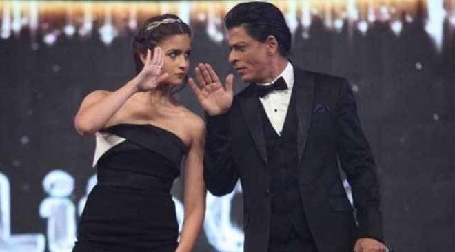 شاہ رخ خان ایک جادو ہیں، عالیہ بھٹ