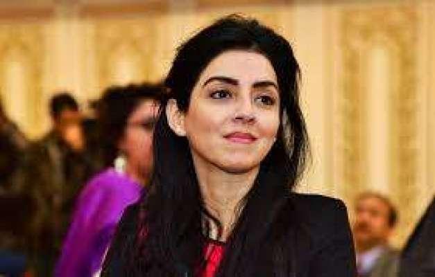 انیلہ خواجہ نے ریحام خان کےالزامات کوبے سروپا قراردےدیا