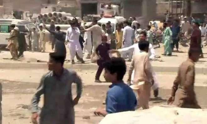 کراچی میں بچی سے زیادتی اور قتل کیخلاف احتجاج،