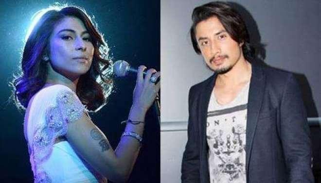 پاکستانی گلوکار علی ظفر نے ایک مرتبہ پھر میشا شفیع پر ہرجانے کا دعویٰ ..