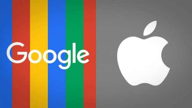 ٹیکنالوجی کی دنیا میں گوگل نے ایپل کو پیچھے چھوڑ دیا