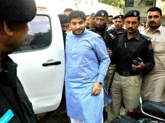 شہبازشریف کے داماد علی عمران یوسف نے نیب کے روبرو پیش ہو کر بیان ریکارڈ ..