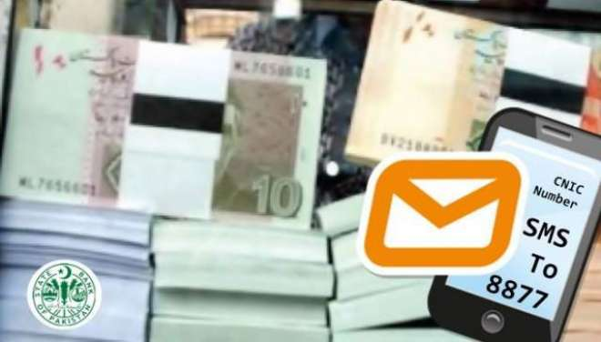 عید الفطر پر شہریوں کو بذریعہ ایس ایم ایس نئے کرنسی نوٹوں کی فراہمی ..