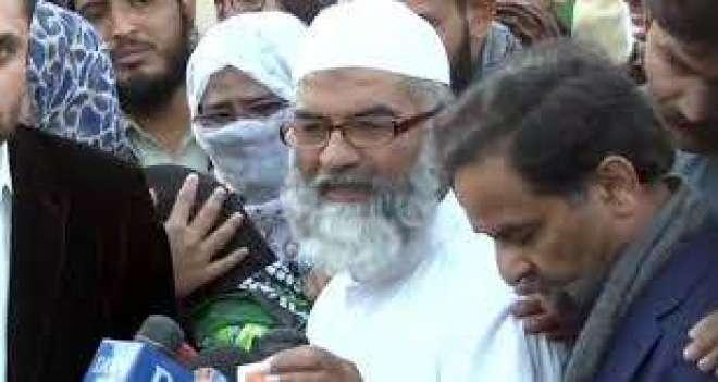زینب کے والد  نے سابق وزیر اعظم سے ملاقات سے انکار کر دیا