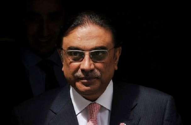 سپریم کورٹ، سابق صدر آصف علی زرداری نے این آر او کیس میں 29 اگست کے ..