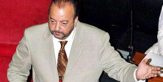 سندھ اسمبلی، اسپیکر آغاسراج درانی اور ایم کیو ایم کے عبدالروف صدیقی ..