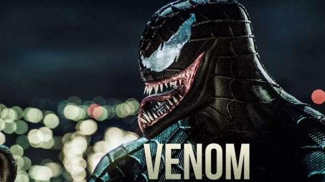 ہالی وڈ کی سائنس فکشن فلم ''وینوم'' کا نیا ٹریلر جاری