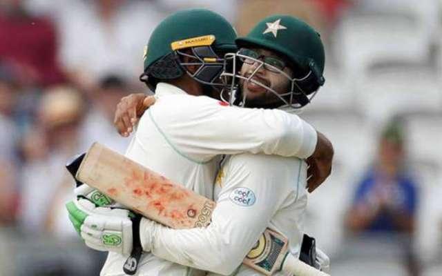 پاکستان انگلینڈ میں ٹیسٹ کھیلنے والی کامیاب ترین ایشین ٹیم بن گئی