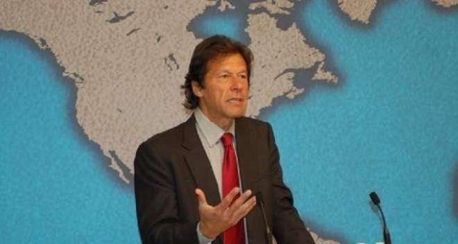 میری دعوت پر بھارت کا جواب منفی اور تکبر سے بھرا ہوا ہے،عمران خان