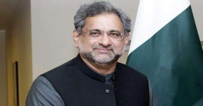 وزیراعظم شاہد خاقان عباسی کی زیر صدارت وفاقی کابینہ کا اجلاس