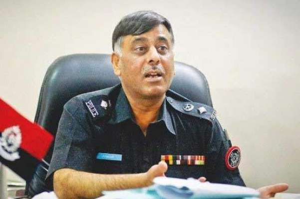 راؤ انوار کے خلاف درخواست دائر کرنے والے وکیل نے سکیورٹی کے لیے سندھ ..