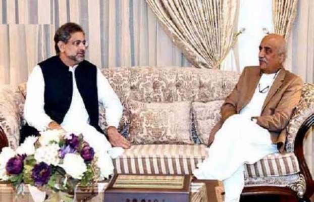 نگران وزیر اعظم کے معاملے پر وزیر اعظم شاہد خاقان عباسی اور اپوزیشن ..