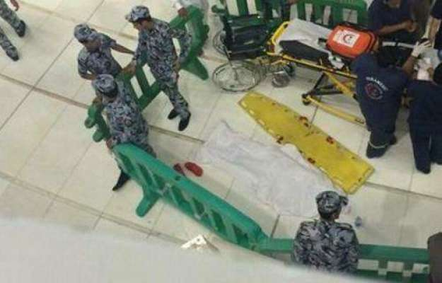 حرم پاک میں خود کشی کرنے والا شخص پاکستانی کی بجائے الجزائری نژاد فرانسیسی ..