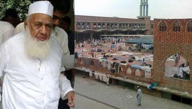تبلیغی جماعت کے امیر حاجی عبدالوہاب طویل علالت کے بعد انتقال کر گئے