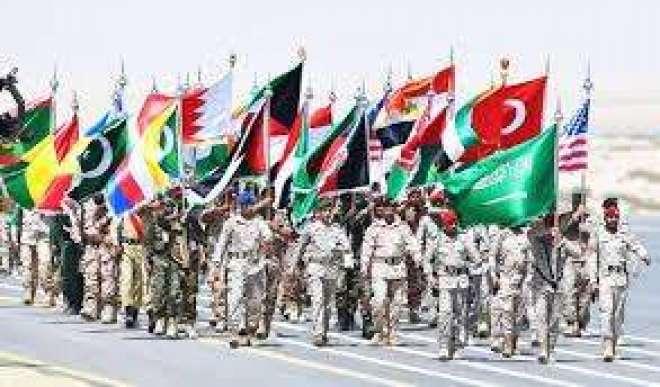 سعودی عرب میں منعقدہ 24ملکی فوجی مشق گلف شیلڈون میں پاکستان کی شرکت ..