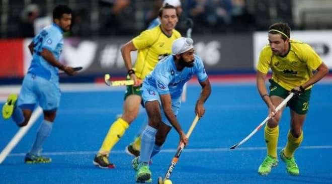 چیمپئنز ٹرافی ہاکی ٹورنامنٹ میں (کل) آسٹریلیا اور بھارت کی ٹیمیں آمنے ..