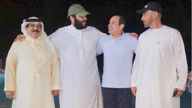 سعودی ولی عہد کی ہلاکت کی افواہیں دم توڑ گئیں
