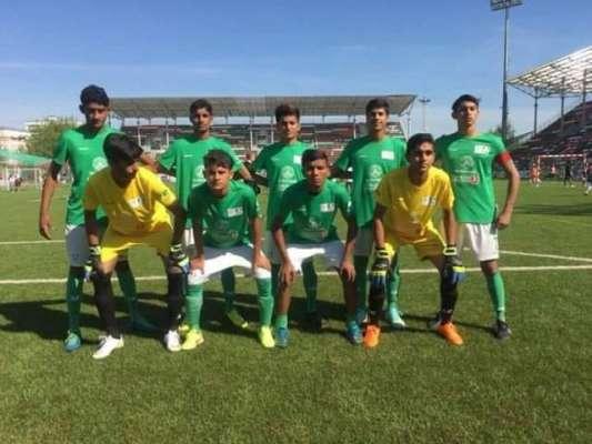 اسٹریٹ چلڈرن فٹ بال ورلڈ کپ 2018 میں پاکستان نے سیمی فائنل کے لیے کوالیفائی ..