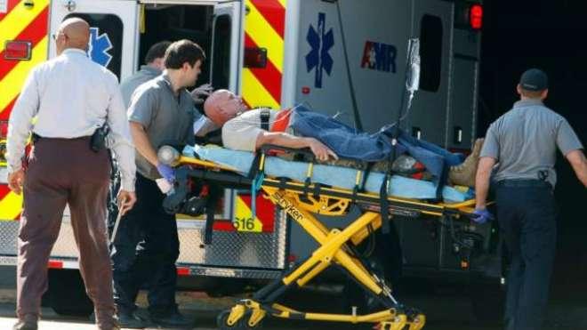 امریکا: برہنہ شخص کی فائرنگ سے 4 افراد ہلاک اور2 زخمی ہو گئے