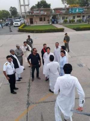 پی ٹی آئی چئیر مین عمران خان کی تصویر ٹویٹر پر وائرل