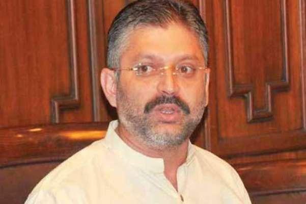 سندھ ہائیکورٹ شرجیل میمن کا نام ای سی ایل سے نکالنے کیلئے دائر درخواست ..