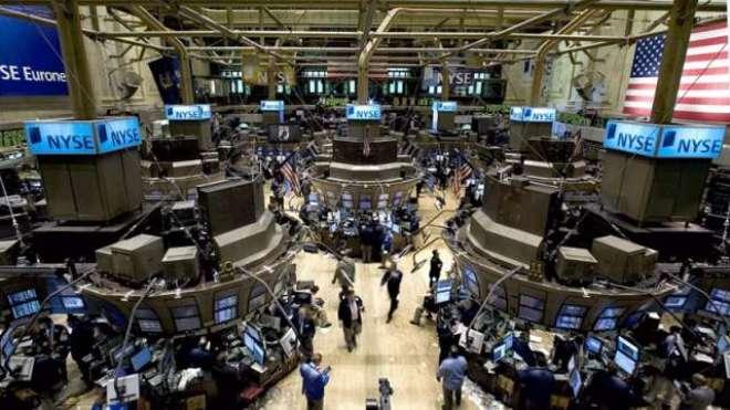 امریکی سٹاک مارکیٹ میں ملا جلا رجحان