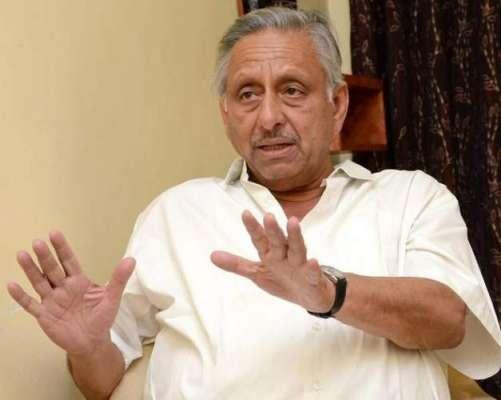 پاکستان سے تعلقات خراب کرنیکا ذمہ دار بھارت ہے ، منی شنکر