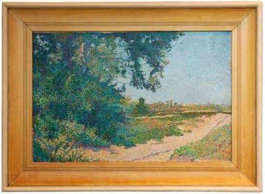 سستے سٹور سے 85 ڈالر میں خریدی گئی تصویر  34,025 ڈالر میں نیلام