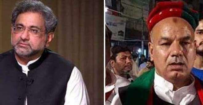 الیکشن کمیشن نے شاہد خاقان عباسی کی کامیابی کا نوٹیفیکیشن روک دیا