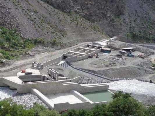 واپڈا نے گولن گول پن بجلی پراجیکٹ کو قومی گرڈ سے منسلک کرنے کا اہم سنگ ..
