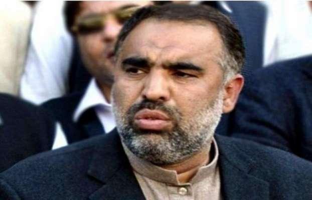 پاکستان تحریک انصاف اور اس کی اتحادی جماعتوں کے مشترکہ امیدوار اسد ..