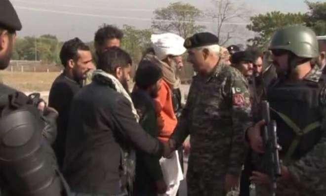 فیض آباد دھرنے میں فوج کے کردار سے متعلق وزارت دفاع کی رپورٹ منظر عام ..