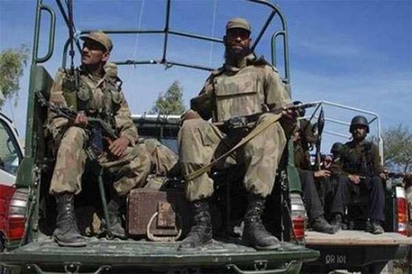 پاک فوج نے افغانستان سے پاکستان پر حملے کی کوشش کو ناکام بنا دیا