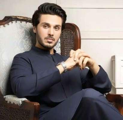 احسن خان دنیا کے 100خوبصورت اداکاروں کی فہرست میں شامل